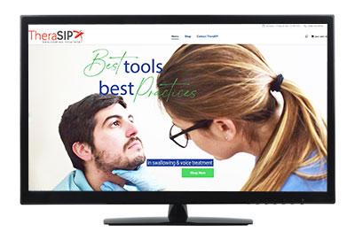 ecommerce website design pensacola